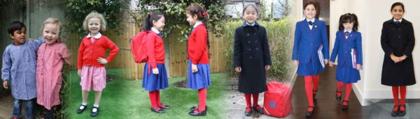 Jack and Jill Family of Schools - Uniforms