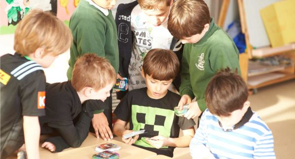 Jack and Jill Family of Schools - After School Club mobile