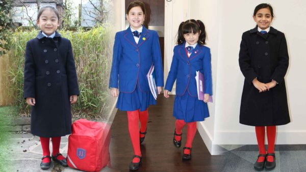 Jack and Jill Family of Schools - Uniforms - mobile